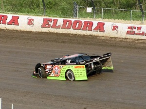 Scott Bloomquist had a flawless night en route to his 6th Dream victory.
