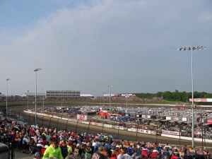 When it comes to Eldora Speedway, there is no parallel!