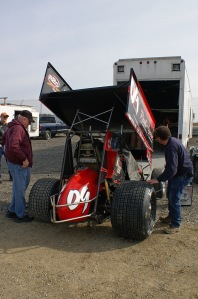 The Wasserman Construction no.09 team finalizes preparations for an action packed night at Attica.