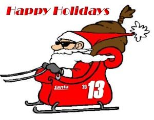 cool santa13